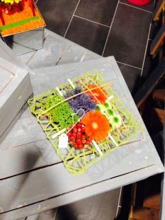 Arums et des lys au grau du roi artisan fleuristeArums et des lys au grau du roi artisan fleuriste